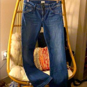 Hudson Jeans. Beth Baby Bootcut cuties!